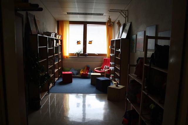 Bibliothek der MSK