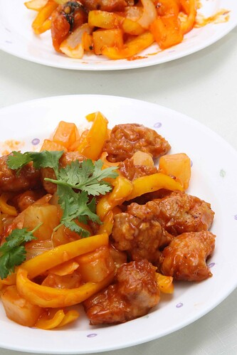 Sweet Sour Pork