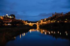 Anochecer en Toledo - by gabillo
