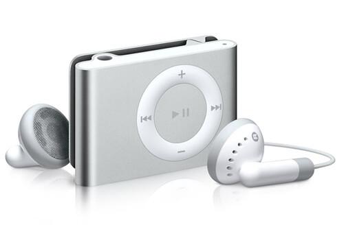 My New iPod Shuffle