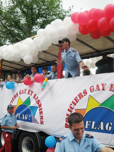 policemen@gay pride