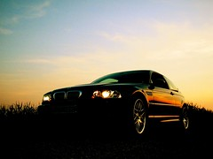 BMW E46 M3 CS (zahn-i) Tags: auto blue windows sunset red sunlight rot luz car dark design licht sonnenuntergang power fenster spokes sombra down m special mais coche bmw beast cs headlamp blau m3 rims edition reflexions reflexion coupe dunkel beemer digest interlagos 343 bimmer e46  mpower  alufelgen geffnet scheinwerfer  clubsport  streetracer nohdr sonenlicht