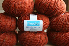 Needful Yarns London Tweed
