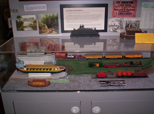Canal Boat Model