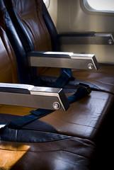 Economy Airline Seat