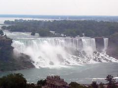 bridal falls (URXLNC) Tags: niagara falls americanfalls bridalfalls