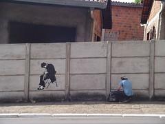 Chet Baker (Helder Faria) Tags: brazil urban streetart art brasil stencil mt baker graffit helder faria matogrosso alves chet borges cuiaba helderfaria helderalvesborgesfaria