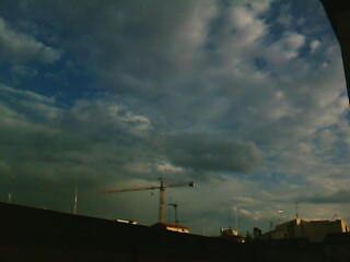 cielo de Zaragoza 1