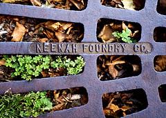 Neenah Foundry.