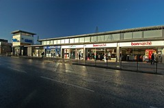 Downpatrick new town centre development
