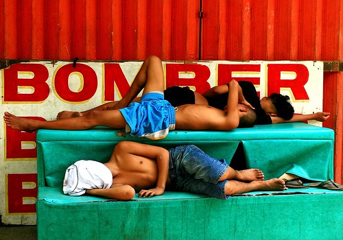 boys sleeping siesta trio Buhay Pinoy Philippines Filipino Pilipino  people pictures photos life Philippinen  菲律宾  菲律賓  필리핀(공화국)