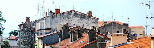 Rooftops of Cannes