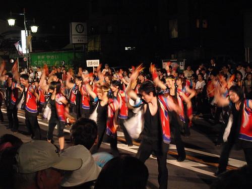 '07岩槻祭り・よさこい