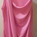 #MT4 Pink Shoulder Twist Design Top #10 13.00