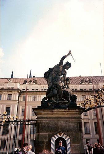 Prague, Czech Republic, 1994