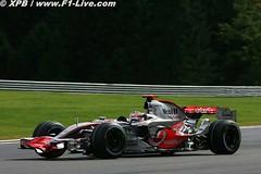 GP Bélgica - Alonso