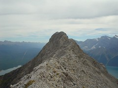Scramble view (Dave MacDonald) Tags: rockymountains scramble peterlougheedprovincialpark mtindefatigable kananaskislakes