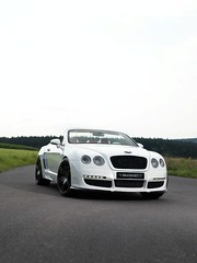 Mansory Bentley Continental GTC2