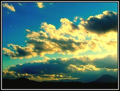 September Sky  (~ Seba ~) Tags: chile sky sun sol clouds spider bravo shine cielo nubes seba sebastin naturesfinest requinoa artedechile artechileno anawesomeshot superhearts flickrelite excapture exquisiteimage fotografachilena fotgrafoschilenos