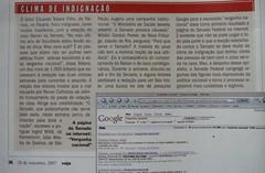 Vergonha Nacional Senado Federal Primeiro no Google Saiu na Veja
