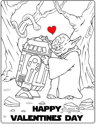 Star Wars Valentines on In Honor Of Valentine S Day Star Wars Artist Cynthia Cummens Narcisi