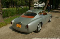 Alfa Romeo, 1900 SS - Carrozzeria Berlinetta Zagato (1956) (Effimera59 - Donadelli Daniele) Tags: ss 1900 alfa romeo 1956 2010 cernobbio zagato berlinetta concorso carrozzeria eleganza