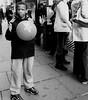 Clowning around (Ian Brumpton) Tags: street blackandwhite bw blancoynegro blackwhite noiretblanc candid balloon sidewalk londres ronaldmcdonald oxfordstreet westend biancoenero clowningaround mchappy londonstreetphotography lifeinslowmotion scattidistrada aimlessstrolling