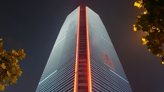 Shanghai - Wheelock Square (cnmark) Tags: china road light west architecture modern night skyscraper square geotagged noche shanghai nacht district noite jingan   nanjing grattacielo nuit notte nachtaufnahme wheelock wolkenkratzer rascacielo gratteciel huashan  arranhacu   allrightsreserved   mygearandmepremium mygearandmebronze mygearandmesilver mygearandmegold mygearandmeplatinum mygearandmediamond geo:lat=31223674 geo:lon=121440929