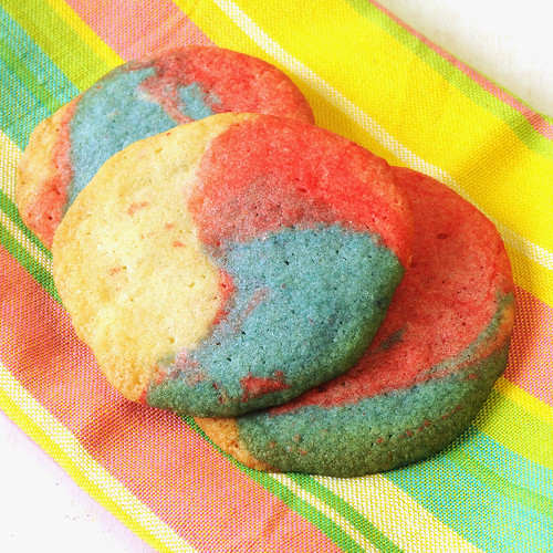 Moonstone Cookies - multicolor moonstones