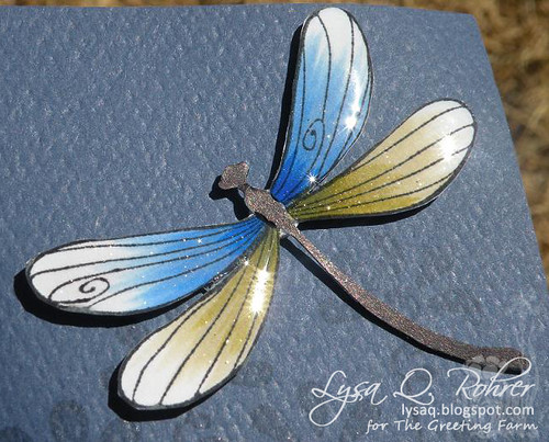 TGF Sunshine Dragonfly