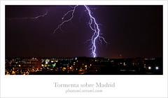 Tormenta Madrid (1D_03_IO4X4976) (setumi) Tags: madrid storm tormenta lightening rayos