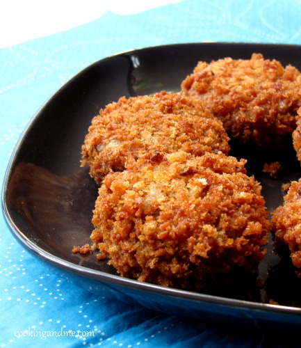 Meal Maker Cutlets | Soya Chunks Cutlets Recipe