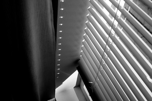 More modern interpretation of venetian blinds