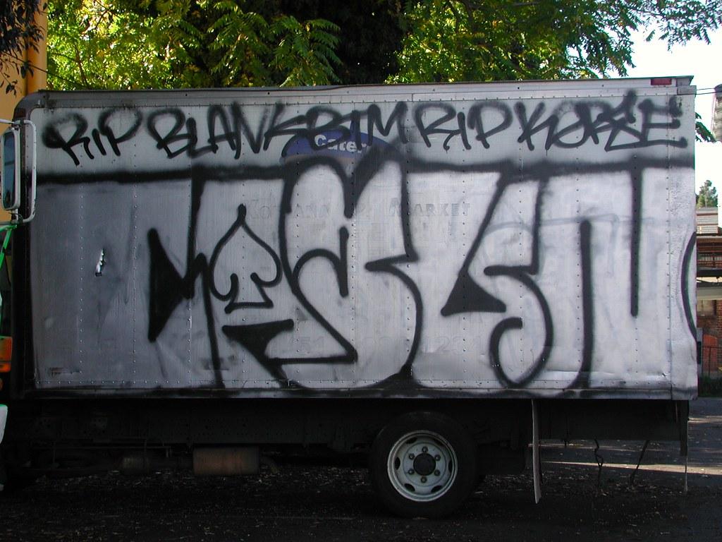 CAJUN, BTM, Graffiti, Street Art, Oakland