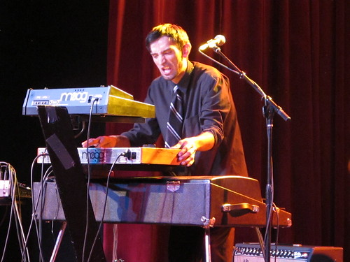 Nick @ Moogfest 2010
