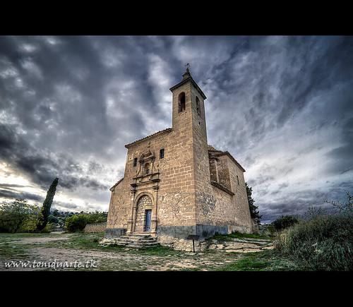 Iglesia de San Juan Degollado (Mas del llaurador).