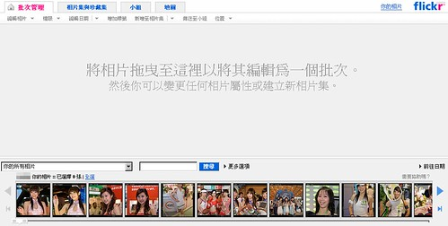 Flickr Organize(zh-hk)