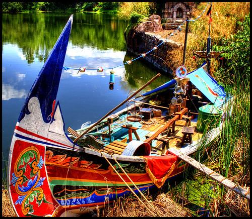 boat orlando florida explore waltdisneyworld animalkingdom photomatix hdr1raw