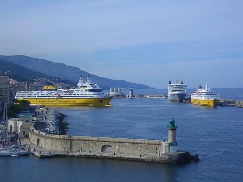 Le port de <span class=