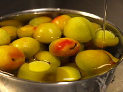 梅酒  plum wine