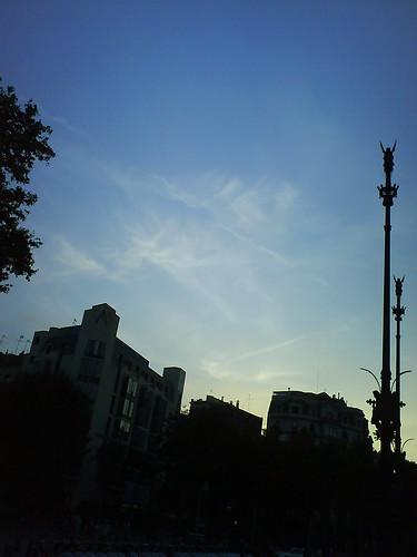 bicing in da sky