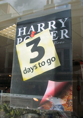 Harry Potter and the Deathly Hallows - 3 days to go