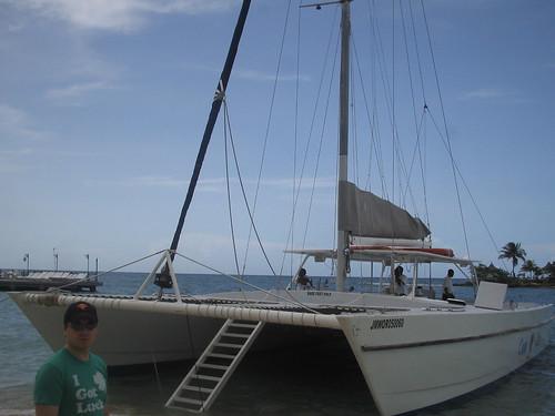 Cool Jazz Catamaran