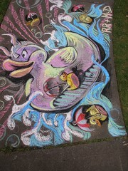 Aquafest Chalk it Up, 2007