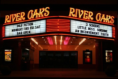 River Oaks Theater - Houston, TX