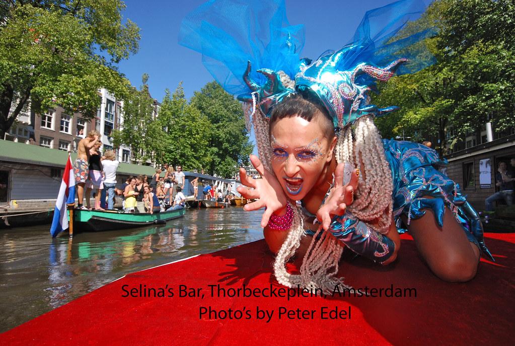 Amsterdam Gay Strip Club - Xxx Photo-4661