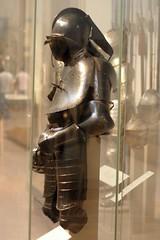 German joust armour (THoog) Tags: nyc newyorkcity newyork armor armour themet metropolitanmuseumofart armatura armadura armure rüstung thoog