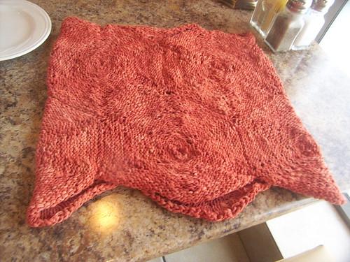 incomplete skirt