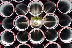 Look into future (justfordream) Tags: pipes tubes rohre