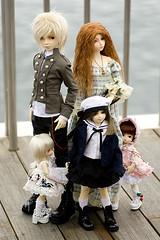 1 (Sassy Strawberry) Tags: doll dolls pirates pirate gathering theme bjd dollfie superdollfie volks abjd photostory dollfies vivocity sassystrawberry evildolly